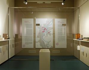 Blick in die Ausstellung (Foto: Michael Markert).