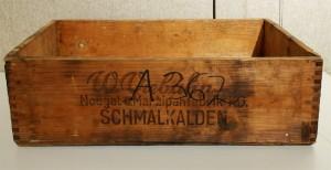 Exponat aus der Sammlung Bilzingsleben (Foto: Michael Markert).